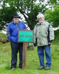 Arwydd y Gelli Gaeth